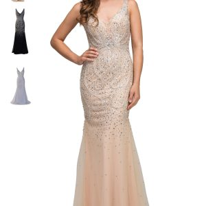 Abby Paris 95153 Prom Dress
