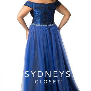 Sydney's Closet SC7240 Prom Dress