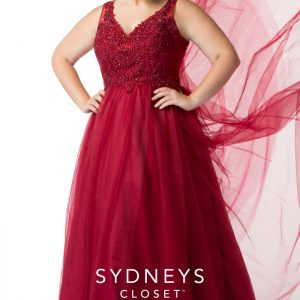 Sydney's Closet SC7248 Prom Dress
