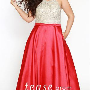 Sydney's Closet TE1837 Prom Dress