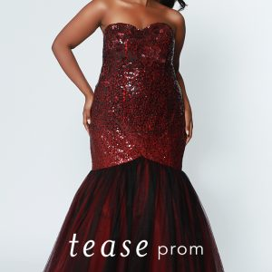 Sydney's Closet TE1901 Prom Dress