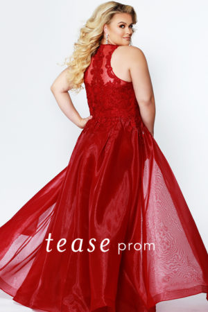 Sydney's Closet TE1904 Prom Dress