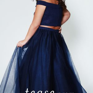 Sydney's Closet TE1909 Prom Dress