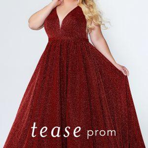 Sydney's Closet TE1910 Prom Dress