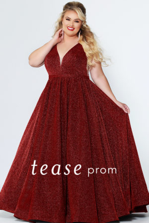 Sydney's Closet TE1910 Prom Dress