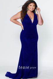 Sydney's Closet TE1901 Prom Dress