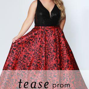 Sydney's Closet TE1914 Prom Dress
