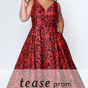 Sydney's Closet TE1915 Prom Dress