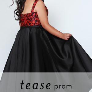 Sydney's Closet TE1916 Prom Dress
