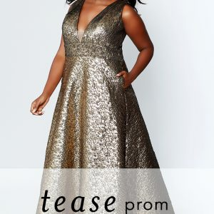 Sydney's Closet TE1918 Prom Dress