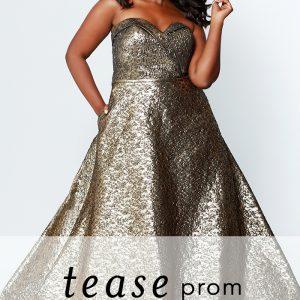 Sydney's Closet TE1919 Prom Dress