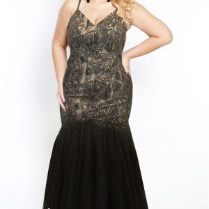 Sydney's Closet TE1922 Prom Dress