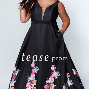 Sydney's Closet TE1939 Prom Dress