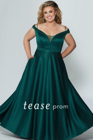 Sydney's Closet TE1941 Prom Dress