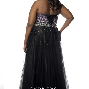 Sydney's Closet SC7106 Prom Dress
