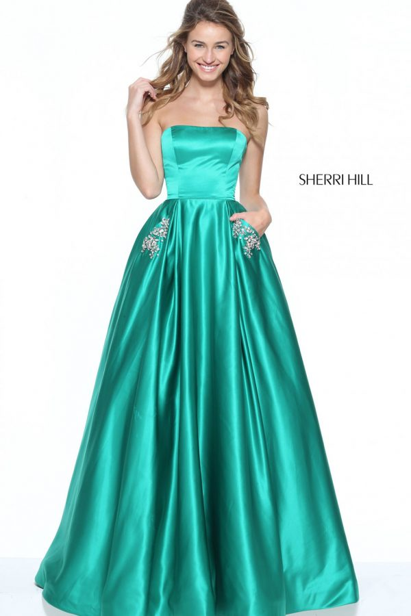 Sherri Hill 50812 Prom Dress