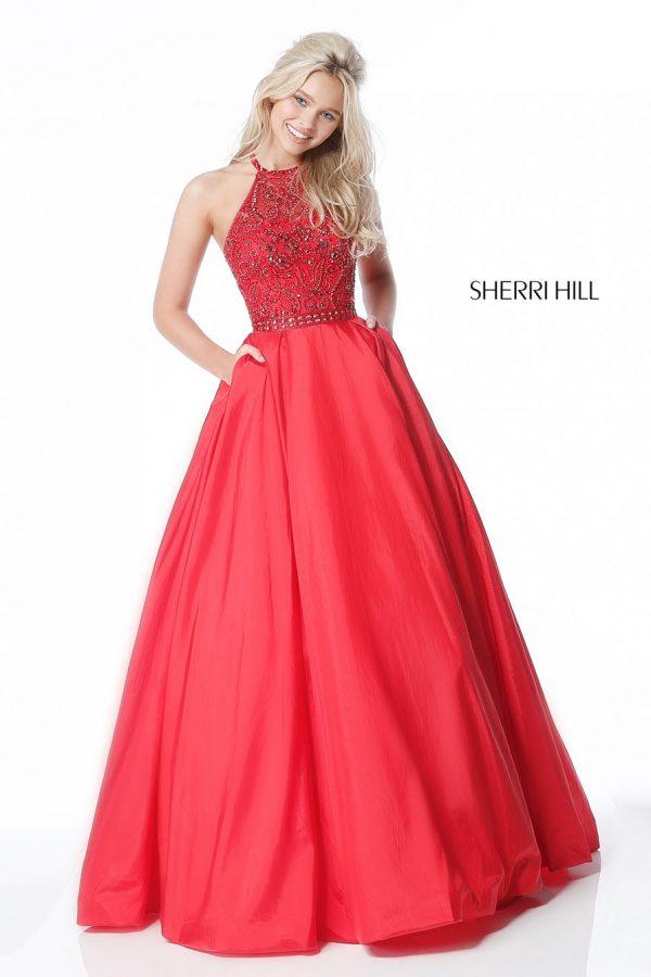Sherri Hill 51242 Prom Dress