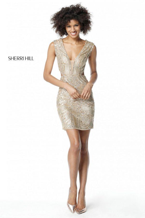 Sherri Hill 51362 Prom Dress