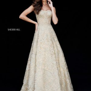 Sherri Hill 51572 Prom Dress