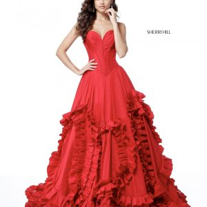 Sherri Hill 51578 Prom Dress