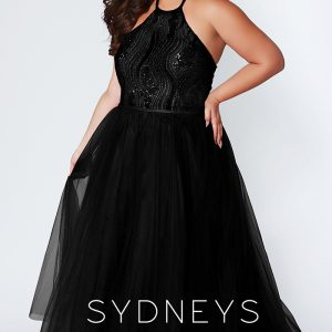 Sydney's Closet SC7260 Prom Dress
