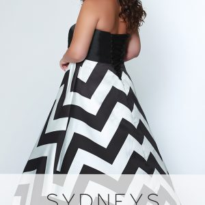 Sydney's Closet SC7264 Prom Dress
