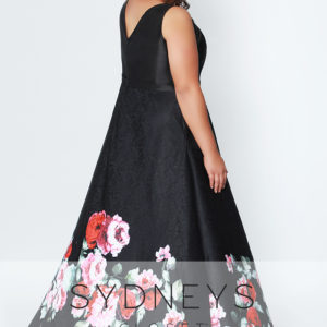 Sydney's Closet SC7274 Prom Dress