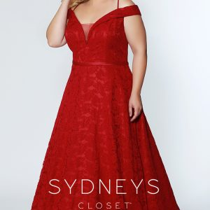 Sydney's Closet SC7275 Prom Dress