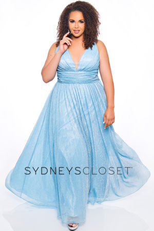 Sydney's Closet SC7284 Prom Dress