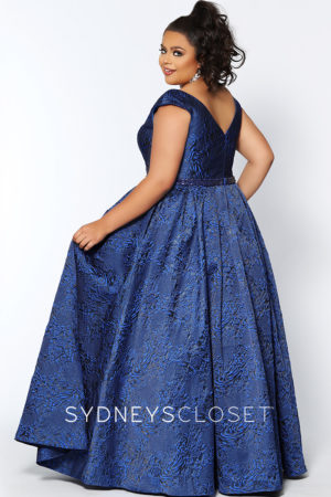 Sydney's Closet SC7292 Prom Dress