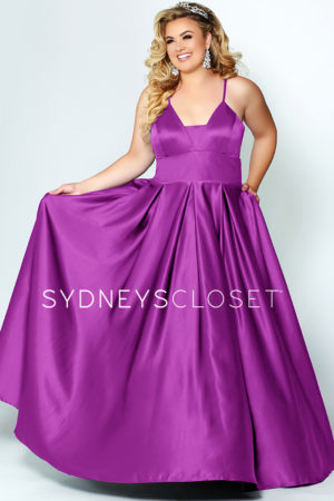 Sydney's Closet SC7301 Prom Dress