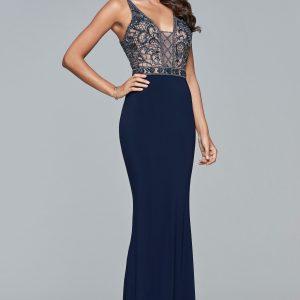 Faviana S10092 Style Dress