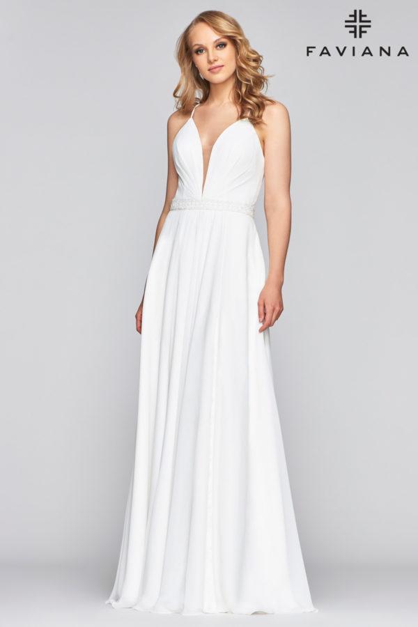 Faviana S10435 Style Dress
