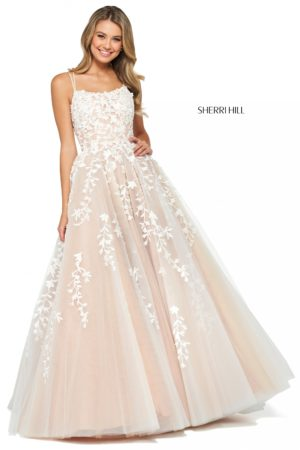 Sherri Hill 53116 Prom Dress