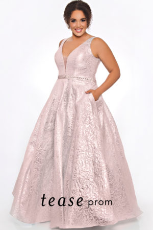 Sydney's Closet TE2001 Prom Dress