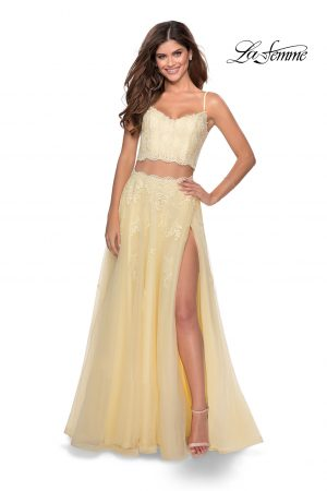 La Femme Fashion 28271 Prom Dress