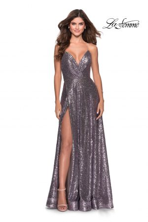 La Femme Fashion 28276 Prom Dress