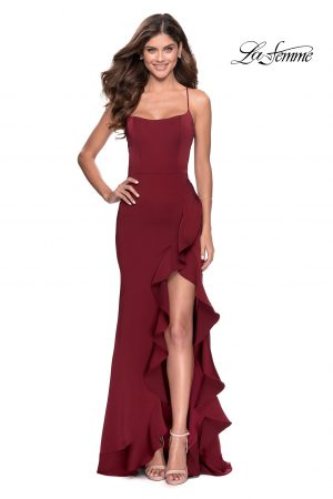 La Femme Fashion 28294 Prom Dress