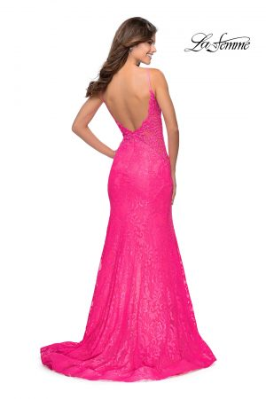 La Femme Fashion 28355 Prom Dress