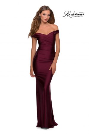 La Femme Fashion 28450 Prom Dress