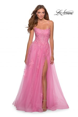 La Femme Fashion 28470 Prom Dress
