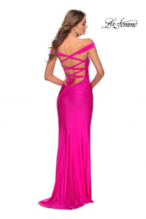 La Femme Fashion 28506 Prom Dress