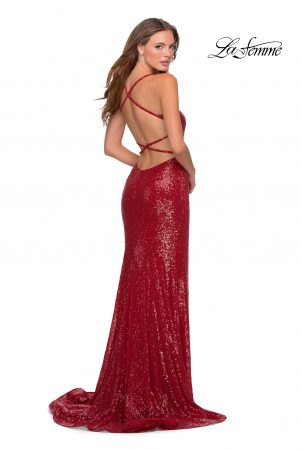 La Femme Fashion 28514 Prom Dress