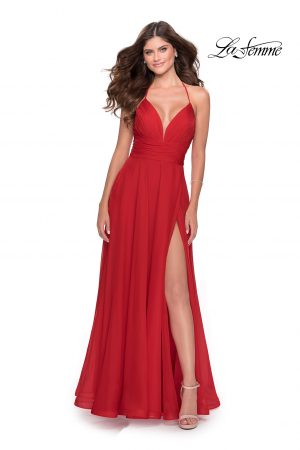 La Femme Fashion 28522 Prom Dress