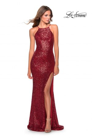 La Femme Fashion 28529 Prom Dress