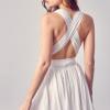 Dress4a 100x100 One Shoulder Solid Bodycon Dress